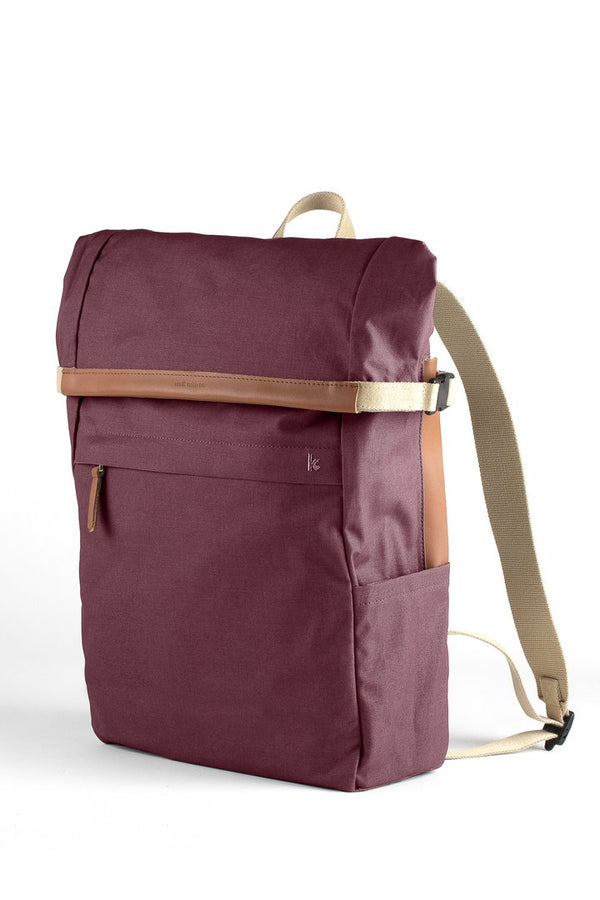 LA Backpack Burgundy