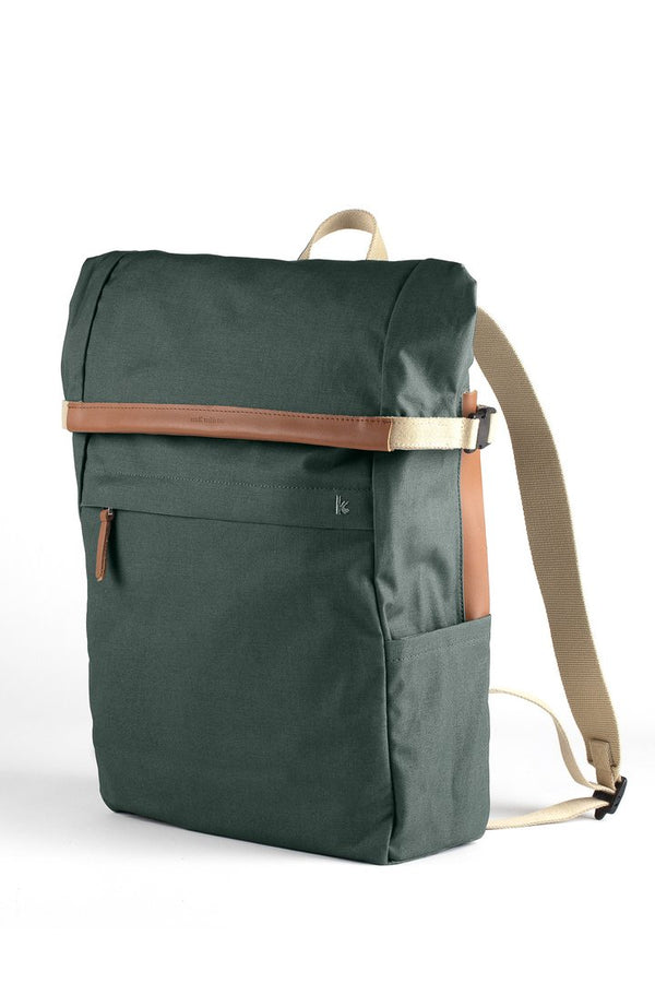 LA Backpack Dark Green
