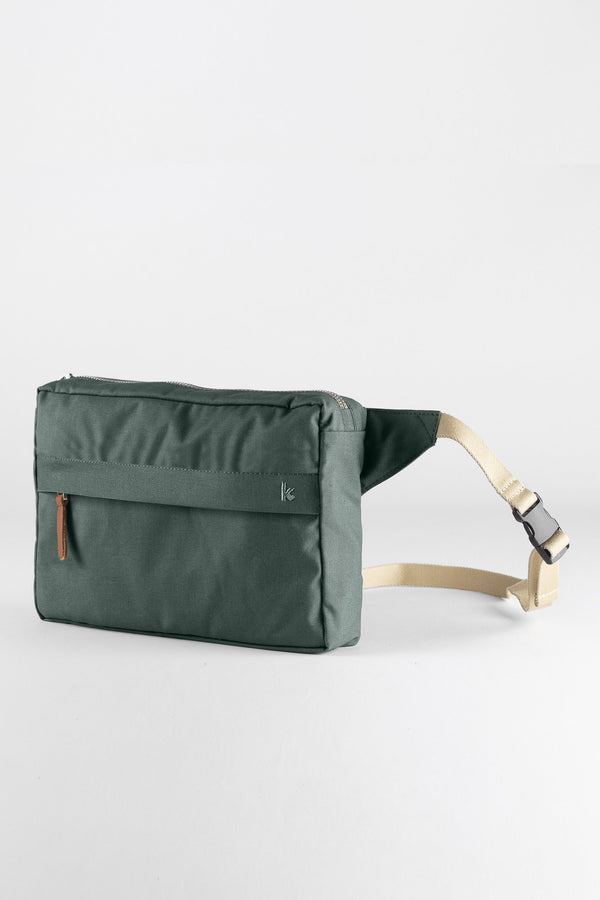 Torebka Barcelona Bum Bag Dark Green