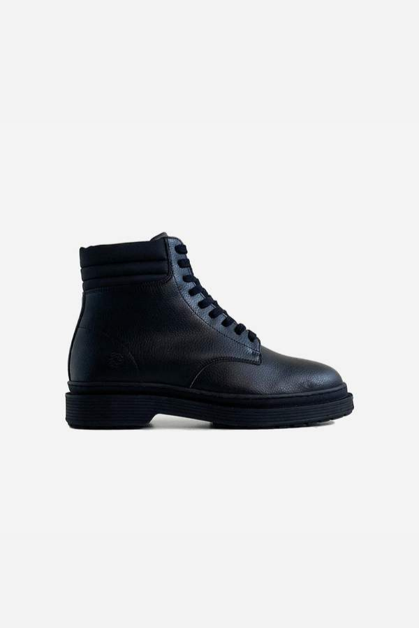 Revenge Vegan Ankle Boot Black - Fairclo