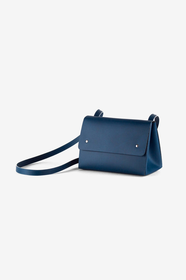 Torebka Triangle Bucket Navy
