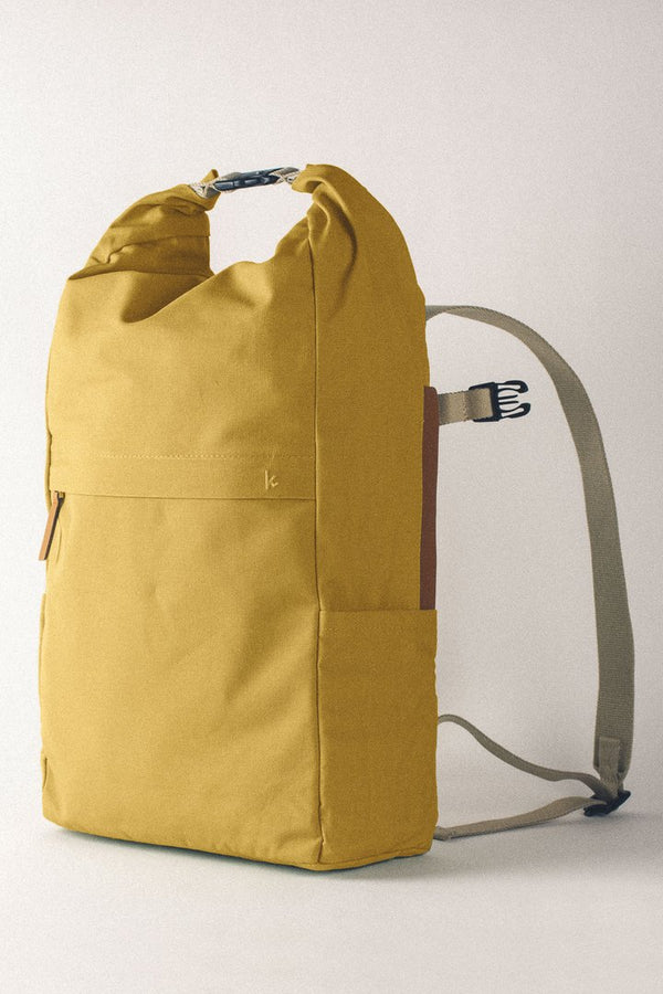 LA Backpack Mustard