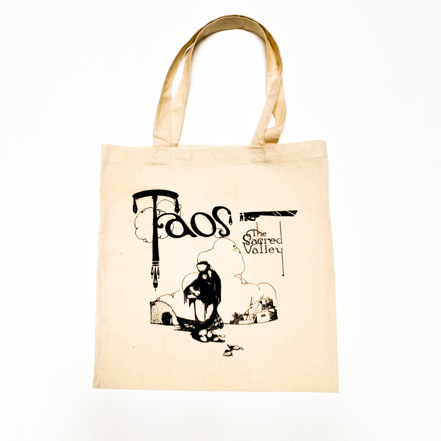 Couse-Sharp X POV Limited Edition Taos Sacred Valley Tote Bag