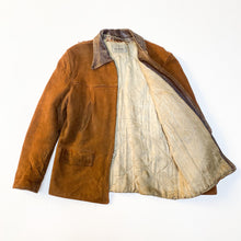 Load image into Gallery viewer, 60s Windward Suede Leather Jacket