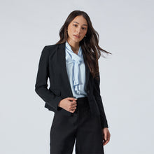 Load image into Gallery viewer, Soft Poly Plain Weave Suit Blazer