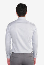 Load image into Gallery viewer, Slim Fit TECH Non Iron 2 Tone Shirt