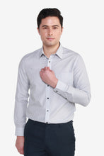 Load image into Gallery viewer, Smart Fit TECH Non Iron Stripe Shirt