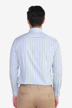 Load image into Gallery viewer, Smart Fit TECH Non Iron Awning Stripe Shirt