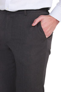 Reg Fit Polyester Twill Pants