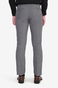 Reg Fit Polyester Plain Weave Pants