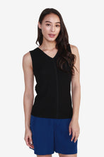 Load image into Gallery viewer, Sleeveless Basic Rib Tee