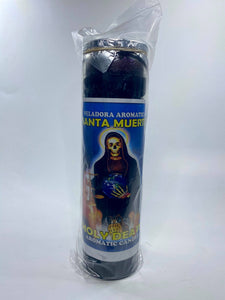 Holy Death - Black / Santa Muerte - Negra