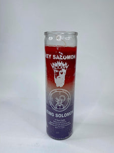 King Solomon Candle / Vela De Rey Salomon