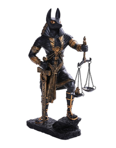 Judgement of Anubis