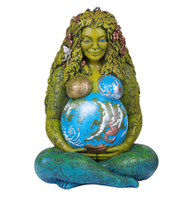 "Load image into Gallery viewer, 14"" Medium Mother Gaia"