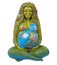 "Load image into Gallery viewer, 24"" Gaia Statue"