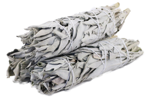 "Load image into Gallery viewer, White Sage Bundles 5""-6"""