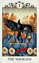Load image into Gallery viewer, Crow Tarot