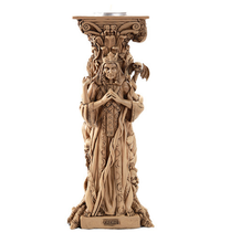 Load image into Gallery viewer, Maiden, Mother, Crone Candle Holder