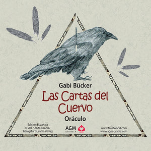Raven Cards Oracle - Spanish