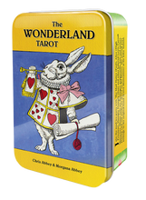 Load image into Gallery viewer, The Wonderland Tarot in a Tin