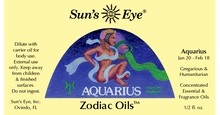 Load image into Gallery viewer, Aquarius Oil