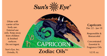 Load image into Gallery viewer, Capricorn Oil