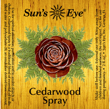 Load image into Gallery viewer, Cedarwood Spray