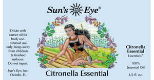 Citronela Essential Oil / Citronela esencial