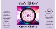 Load image into Gallery viewer, Crown Chakra Oil / Aceite de Chakra de la Corona