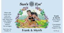 Load image into Gallery viewer, Frank & Myrrh Oil