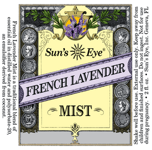 French Lavender Mist