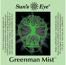 Load image into Gallery viewer, Greenman Mist