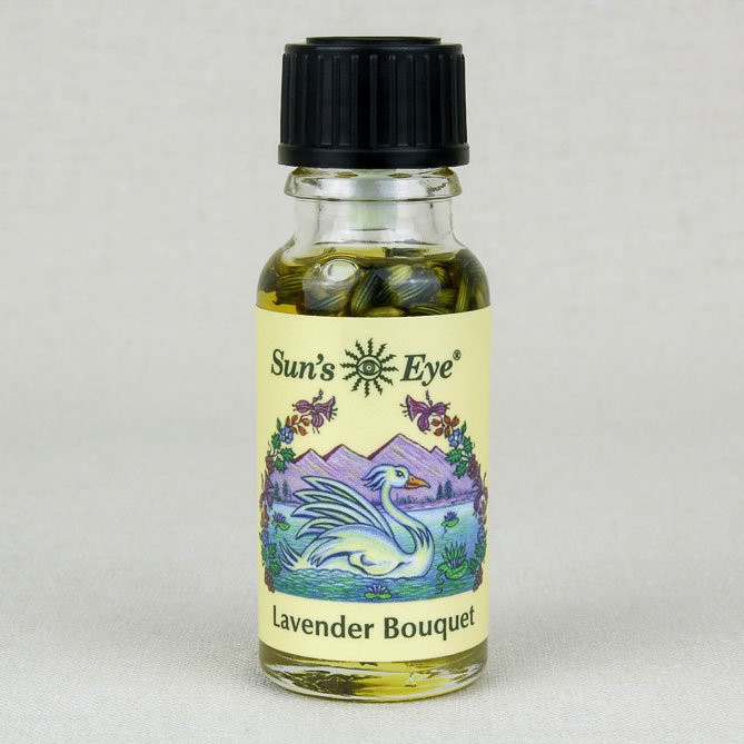Lavender Bouquet Oil