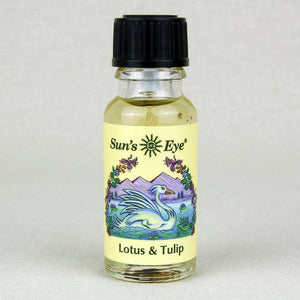Lotus & Tulip Oil