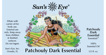 Load image into Gallery viewer, Patchouly Dark Essential Oil / Esencial Patchouly oscuro