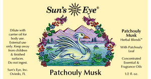 Patchouly Musk Oil