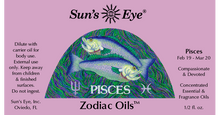 Load image into Gallery viewer, Pisces oil