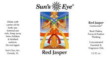 Load image into Gallery viewer, Red Jasper Oil / Jaspe Rojo