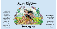 Load image into Gallery viewer, Sweetgrass Oil