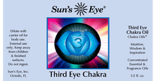 Load image into Gallery viewer, Third Eye Chakra Oil / Aceite de Chakra del tercer ojo