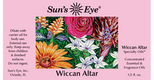 Load image into Gallery viewer, Wiccan Altar Oil