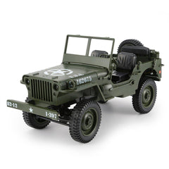 Military Jeep RC ZPKOnline