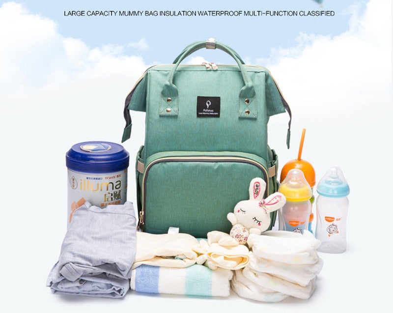 Ultimate Diaper Bag