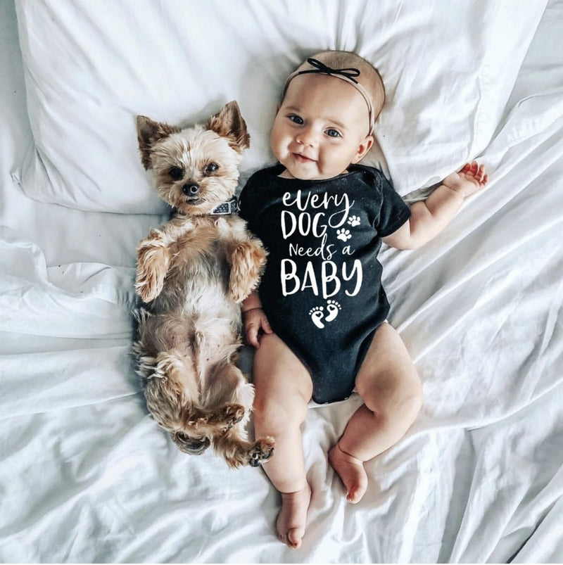 Every Dog Needs A Baby