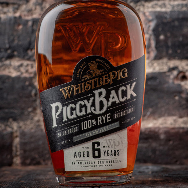 WhistlePig PiggyBack Rye Coming Soon!