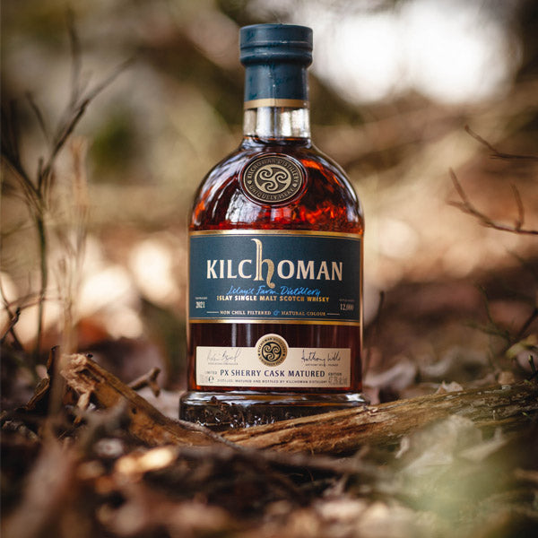 Kilchoman PX Sherry Matured Coming Soon!