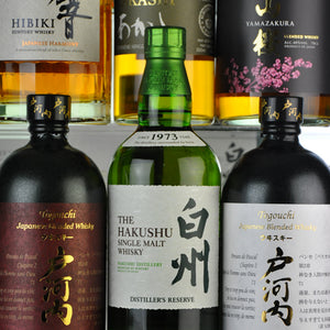 New Standards For Labelling Japanese Whisky
