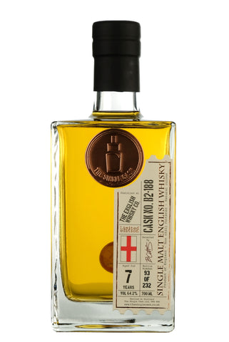 The English Whisky Co. 7 Year Old The Single Cask | Cask B2-188