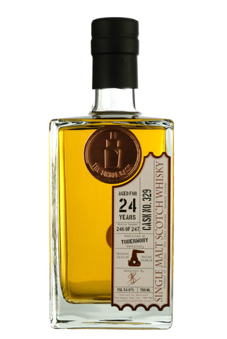 Tobermory 1995-2019 | 24 Year Old The Single Cask | Cask 329